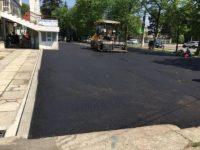 Viceprimarul Lucian Harşovschi anunţă reabilitarea parcării din apropierea Direcţiei Silvice