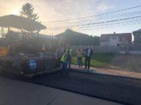 Străzi şi parcări aflate în reabilitare în municipiul Suceava