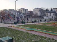 Primarul Ion Lungu, intrigat de vandalizarea coşurilor de baschet din zona de agrement Tătăraşi