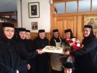 Întâlnire cu Maica Irina Pântescu, Stareţa Mănăstirii Voroneţ