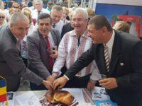 Ion Lungu, în costum naţional, a sărbătorit Ziua Europei la Bethleem