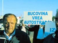 """""""Bucovina vrea autostradă"""""""