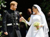 Prinţul Harry s-a căsătorit cu Meghan Markle