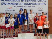 Performanţe remarcabile pentru sucevenii Călin Stafie, Antonia Niţu şi Sebastian Croitor