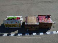 Sucevean prins în Vama Petea cu 122 kg de tutun