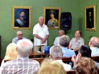 Amiază culturală bucovineană la Iaşi, cu poezia şi proza unui fizician