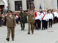 """Final de an şcolar la Colegiul Naţional Militar """"Ştefan cel Mare"""""""