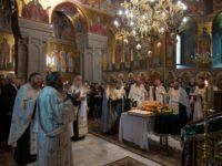 Parastas la Putna pentru Părintele Iachint Unciuleac, la 20 de ani de la trecerea la cele veşnice