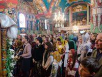 Resfinţirea bisericii din Ipoteşti
