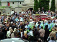 Mare de oameni la Hramul Sf. Ioan cel Nou de la Suceava