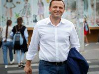 Lider al opoziţiei din Republica Moldova, Andrei Năstase, propus cetăţean de onoare al Sucevei