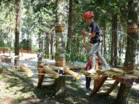 A fost inaugurat parcul de aventuri