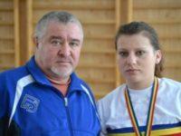 Suceveanca Lăcrămioara Perijoc şi-a asigurat o medalie !