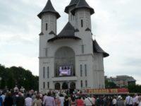 Noua catedrală din Fălticeni a fost sfinţită