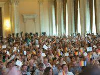 Liderul PMP Suceava, Marian Andronache, confirmat de Congresul partidului vicepreşedinte naţional