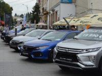 Peste 130 de autovehicule pot fi admirate pe esplanada Casei de Cultură din Suceava