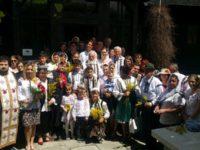 Ziua Universală a Iei româneşti, sărbătorită în parohia Sfinţii Mucenici Mercurie şi Ecaterina din Rădăşeni