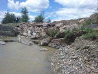 Digurile reparate ale alimentării cu apă a Sucevei vor fi recepţionate săptămâna viitoare