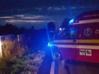 Forţe multiple ale ISU Suceava angrenate într-o acţiune de salvare a 43 de copii