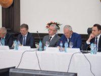 Proiectul de amenajare a râului Suceava în zona municipiului Suceava, discutat de primarul Ion Lungu cu reprezentanți ai Guvernului