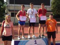 Cinci medalii pentru sportivii suceveni
