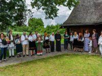 A II-a ediţie a evenimentului Bucovina Brunch, la biserica din lemn din Adâncata
