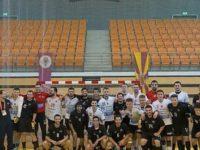 """Echipa Universităţii """"Ştefan cel Mare"""" din Suceava a câştigat primul meci la Campionatul European Universitar"""