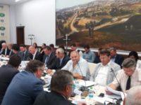 Schimb de replici în deliberativul judeţean pe tema participării Sucevei la Forumul Regional al Iniţiativei celor Trei Mări
