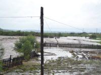 Efectele inundaţiilor în judeţul Suceava
