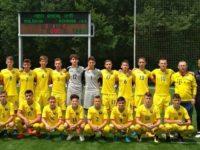 Selecţionata de nord-est a României a învins naţionala Moldovei
