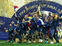 Franţa a cucerit titlul mondial şi cu o oarece contribuţie din partea jucătorilor croaţi