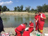 Un tânăr s-a înecat în râul Suceava, în aval de bazar
