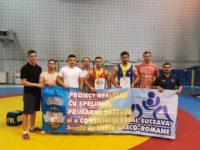 Luptătorii suceveni au cucerit două medalii la Campionatul Naţional de seniori