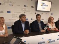 O delegaţie a Organizaţiei Judeţene Suceava a Pro România va participa la primul congres al formaţiunii
