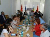 Schimb de experienţă între poştaşii din Suceava şi cei din Republica Moldova