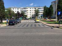 Intrarea pe strada Mărăşeşti de pe bulevardul 1 Mai se va face doar din strada Mihai Viteazul