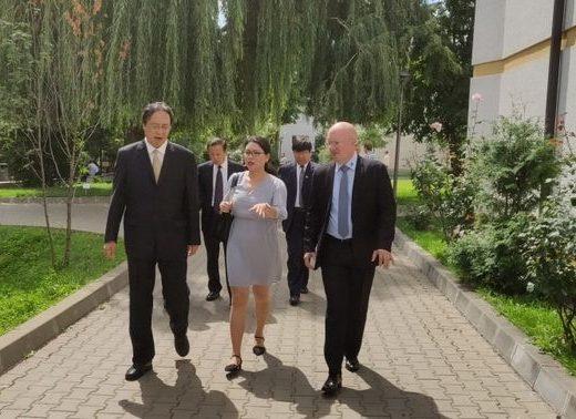 Două universităţi din China vor să colaboreze, în plan academic ştiinţific, cu Universitatea Suceava