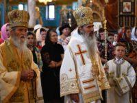 Şapte ani de la sfinţirea catedralei din Gura Humorului