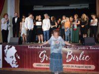 O săptămână de teatru la Fălticeni