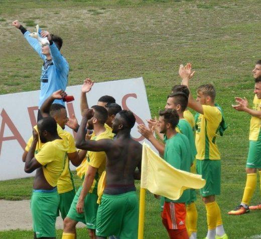 Echipa de fotbal de liga a III-a Foresta primeşte finanţare de 800.000 de lei din bugetul local