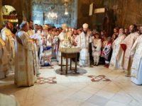 Aniversarea vârstei de 89 de ani a ÎPS Părinte Pimen, Arhiepiscopul Sucevei şi Rădăuţilor