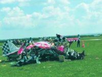 Starea pilotului rănit în accidentul aviatic de la Suceava s-a agravat