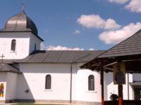 Sfinţirea bisericii din Gulia, Dolhasca