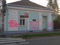 Ambasada SUA condamnă vandalizarea Casei memoriale Elie Wiesel
