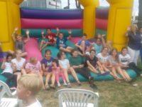 Un grup de opt copii au participat la o tabără organizată în Germania