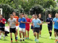Şomuzul continuă pregătirile pentru debutul în Liga a III-a
