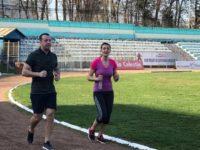 Primăria Suceava va reabilita total, cu suprafaţă cauciucată, pista de atletism de pe Areni
