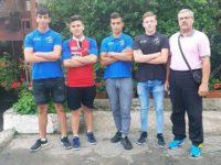 Patru tineri de la LPS Suceava, în vederile selecţionerilor pentru lotul naţional Under 17