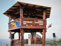 """Romsilva a inaugurat """"Punctul Frăţiei Neamului Românesc"""", obiectiv dedicat marcării Centenarului Marii Uniri"""