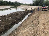 Apărări de maluri şi diguri amenajate pe râurile Suceava şi Falcău, în localităţile Ulma, Brodina şi Straja